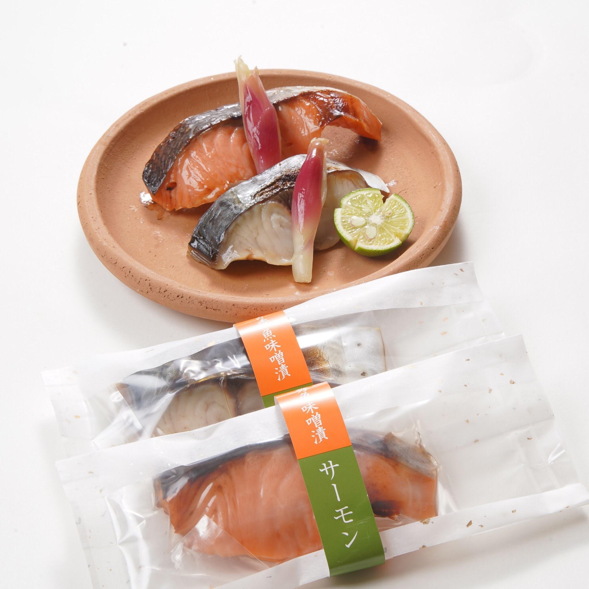 京の味噌漬け(鰆)